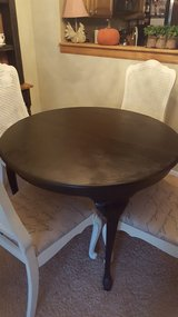 Adorable Black Dining Table in Chicago, Illinois