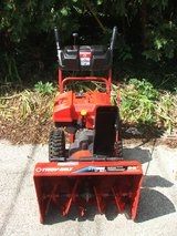 Troy-Bilt Storm 2-Stage Snow Blower Model 8526 in Chicago, Illinois