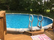 Pool 24 ' Above Ground Round in Fort Campbell, Kentucky