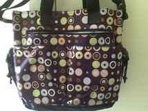 Skip Hop Spark Diaper Bag - Great Condition in Okinawa, Japan