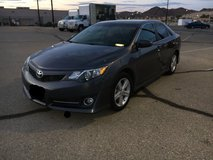 2014 Toyota Camry in 29 Palms, California