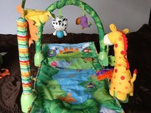 Fisher Price Jungle Themed Tummy Time in Ramstein, Germany