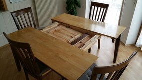 Dining room set for sale $200 obo in Ramstein, Germany
