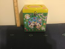 EASTER  2014 Disney Tokyo bucket/ cookie can with handle -  empty in Okinawa, Japan