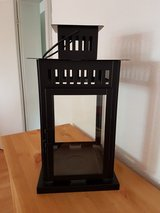 2 New Lantern From Ikea 18 inches and a smaller one ( Same Lantern ) in Ramstein, Germany