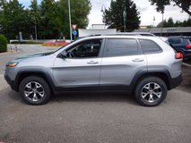 2015 Jeep Cherokee Trailhawk 4 X 4 in Spangdahlem, Germany