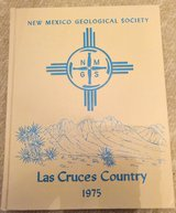 NMGS Las Cruces Country 26th Guidebook 1975 in Alamogordo, New Mexico