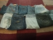 Women jeans, Sizes 9 & 11 in Camp Lejeune, North Carolina