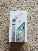 IPhone 4s Box and accessories - NEW in Camp Lejeune, North Carolina
