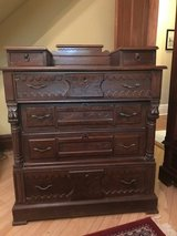 Antique Chest of Drawers in Sandwich, Illinois