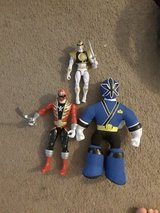 Power Rangers Action Figures in 29 Palms, California