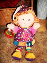 New Baby First Rattle Doll in Alamogordo, New Mexico