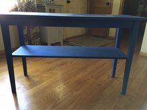 Sofa/Console Table in Yorkville, Illinois