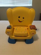 Fisher Price Laugh & Learn Chair in Kingwood, Texas