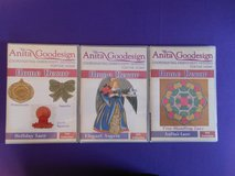 Sewing Machine Embroidery files -Elegant Angels, Holiday Lace & Anita's Lace-  131 designs in Chicago, Illinois