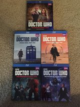 REDUCED Doctor Who Bluray Lot in Warner Robins, Georgia
