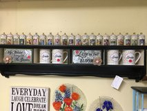 Lenox Walt Disney spice jars 24  1broken in Conroe, Texas