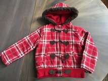 Plaid Jacket Gymboree size 3-4 in Aurora, Illinois
