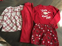 Red Gymboree Collection Size 5 in Naperville, Illinois