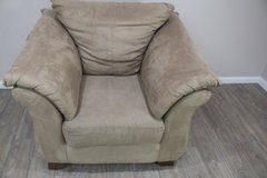 Comfortable Accent Chair (Microfiber) in CyFair, Texas