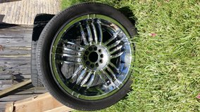 4 - 20 inch RIMS in The Woodlands, Texas