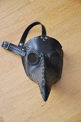 Leather Plague Doctor Mask in Stuttgart, GE