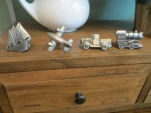 Set of 4 Transportation Drawer Pulls in St. Charles, Illinois