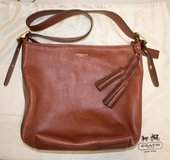 Authentic Coach Purse - Leather in Alamogordo, New Mexico