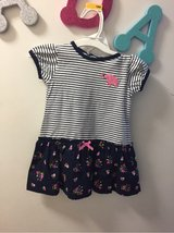 NEW Carters Dress with bloomers SZ. 12 mon in Travis AFB, California