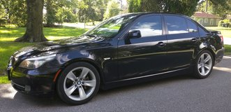 2008 BMW 528i- AWD-125K Miles- Luxury - Leather - Sunroof in Beaumont, Texas
