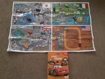 Cars Book and Figurines in 29 Palms, California