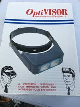 Optivision binocular magnifier in Sugar Grove, Illinois