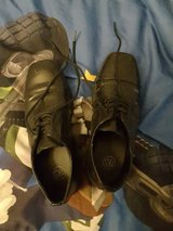 Boys dress shoes size 3 in 29 Palms, California