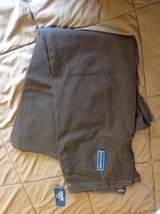 New Chaps size 12 chocolate brown slim fit pants in Fort Riley, Kansas