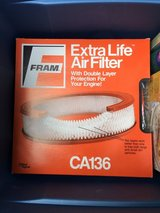 Air filter ca136 new in Sandwich, Illinois