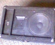 Crate monitor-Pa speaker and cabinet! in Fort Knox, Kentucky