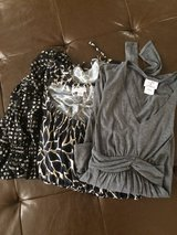 3 Fall maternity shirts in Naperville, Illinois