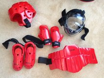 Size S Junior Karate Sparring Gear in Fort Campbell, Kentucky