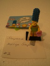 Lego Minifig Simpsons Series 1 Marge Simpson in Sandwich, Illinois