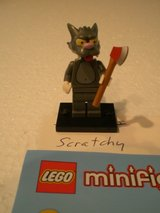 Lego Minifig Simpsons Series 1 Scratchy in Sandwich, Illinois