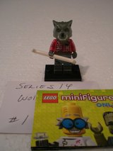 Lego Minifig Series 14 Wolf Guy in Sandwich, Illinois