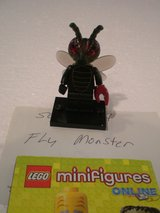 Lego Minifig Series 14 Fly Monster in Naperville, Illinois