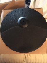 "Alesis 10"" Single Zone Electronic Cymbal Trigger from DM7X Kit *** Like NEW *** in Fort Lewis, Washington"