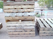 WOOD PALLETS in Alamogordo, New Mexico