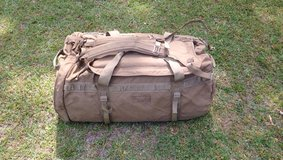 Giant force protector bag in Camp Lejeune, North Carolina
