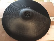 "***** Alesis 14"" Dual Zone Electronic Cymbal Trigger from DM7X Kit ***** in Fort Lewis, Washington"