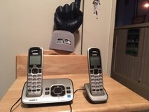 ***** UNIDEN Cordless Phone Set (2 cordless phones) with Answering machine ***** in Fort Lewis, Washington