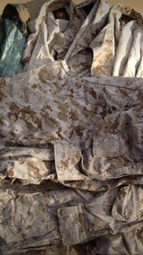 New and old school camo utilities for sale in Camp Lejeune, North Carolina