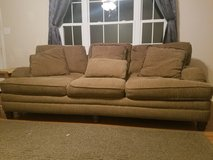 Couch - excellent condition in Fort Campbell, Kentucky