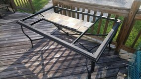 Patio Table Missing Glass! in Warner Robins, Georgia